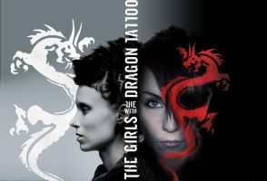 The Girls With The Dragon Tattoo by LOL2679