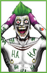 Suicide Squad Joker Revised by MrBuckalew