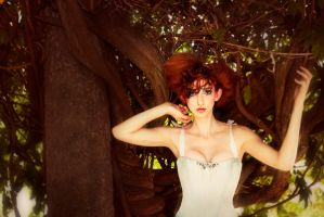 Portrait from Faerie Land by KatlinSumnersModel