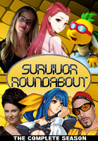 Survivor Roundabout DVD Cover by shadow0knight