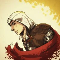 ezio by shadoefax