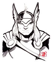 CCE2011- Thor by Zubby