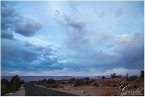 Drive: Arches 1 by ThisWomanWanders