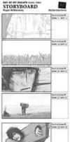 Day of my escape - Storyboard by Reganov