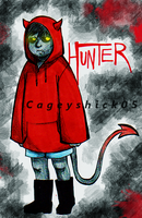 Hunter redesign by Cageyshick05