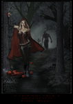 Tale not told - Red Riding Hood by IlonaVozari