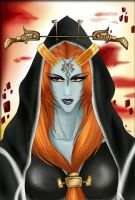 Midna by MajoraEmpress