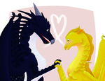 SxS Day One: Holding Hands by 88Aurora88