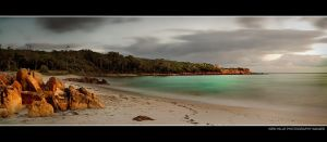 Castle Rock Bay II by Furiousxr