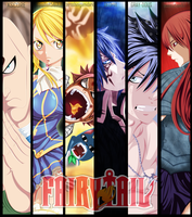 Fairy Tail Cover Collab by EY4U