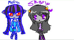 more iscribble by HomuGay