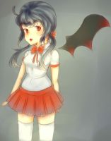 Vamp Girl by SweetAbby1624