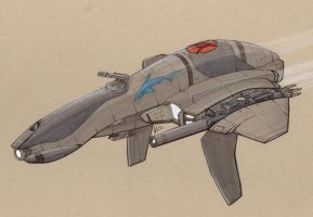 privateer: Taniwha by Jepray