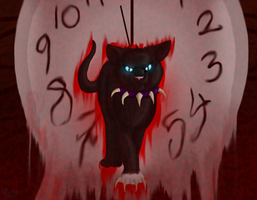 -Tick Tock, Goes The Clock- by WaterPhoenixWarrior