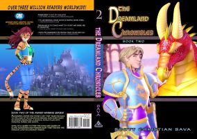 Dreamland Book Two Cover by ssava