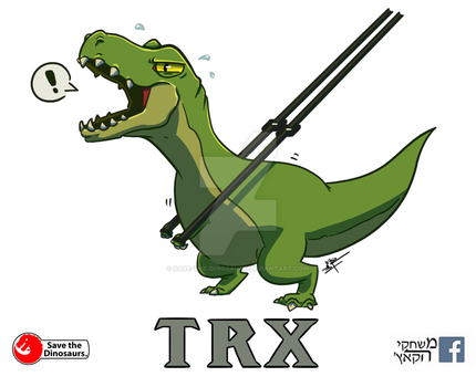 Trx by Save-The-Dinosaurs