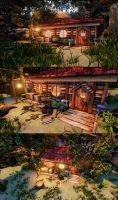 Farmer's Cottage - Unreal Engine 4 by ThePointyman