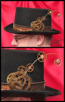 Time Traveler's Top-Hat No. 2 by Atratus
