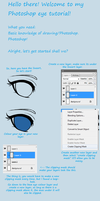 Photoshop eye tutorial by Innuo