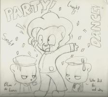 Disco Pie thing XD by MLPastaFan