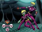 LOSH:  Brainiac 5 Wallpaper by mystryl-shada