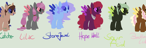 MLM Auctions (I will delete when refs are done) by PyscoSnowflake