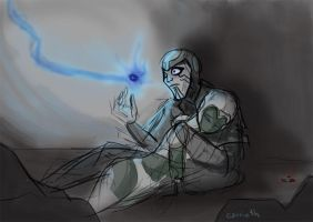 GLTAS: Blue Rising by carrinth