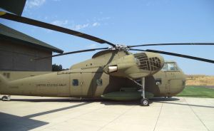 Sikorsky CH-37B Mojave by sentinel28a