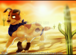 Kicking off the dust by jalenrobinson11