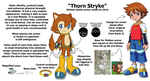 Thorn Stryke reference and sources by Gitzyrulz