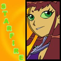 Starfire by Pisces1090