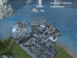 Abrams 12 Military base by Marksman104