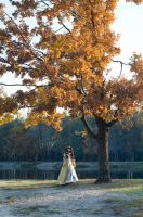 Golden autumness... by Alexia-coswave