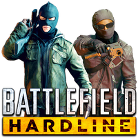 Battlefield Hardline v4 by POOTERMAN
