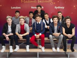One direction wax figures by DirectionForLyfe