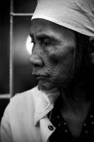 Old Woman by hersley