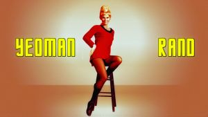 Grace Lee Whitney Yeoman Janice Rand XIII by Dave-Daring
