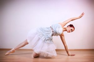 STOCK ballet dancer II by MyladyTane