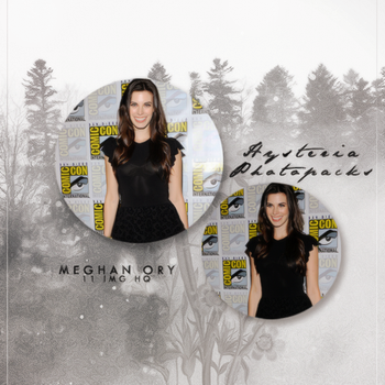 Photopack 580 // Meghan Ory by HysteriaPhotopacks