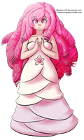 Rose Quartz by mayberry12