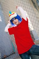 Gorillaz: Rise Above by SugarBunnyCosplay