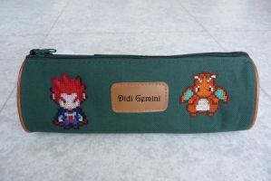 Trousse Peter et Dracolosse by didi-gemini