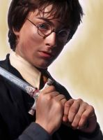 Harry Potter by Maelthra-Studios