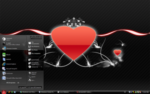 Love Ribbons with Invi Pro by Morgan-Styles