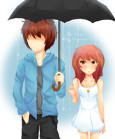 Together in the Rain by Panakko