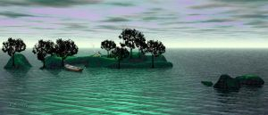 The last Island by robhas1left