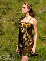 Kimmi Designs Jungle Dress by ByteStudio