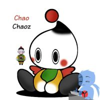 Chaoz's Chao by Y-Mangaka