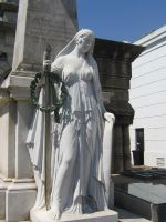 Statue 01 by CotyStock