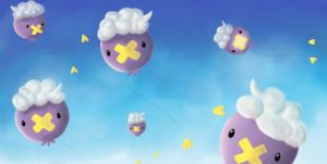MORE DRIFLOON. WOOH. by ayesenpai